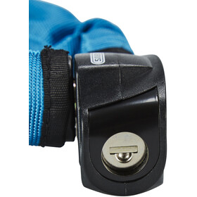 ABUS Catena 685/75 Shadow Chain Lock aqua